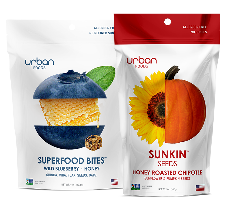 Urban Food Superfood Bites